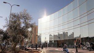 مركز شيبا الطبي في تل هشومير. (Gideon Markowicz/FLASH90)