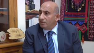 رئيس بلدية بيت جالا نيقولا خميس (لقطة شاشة: YouTube)