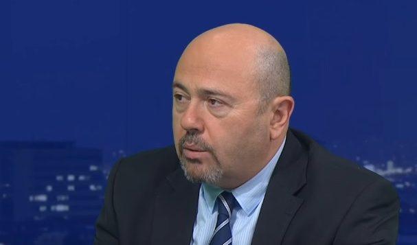 السفير الإسرائيلي الى روسيا غاري كورين (YouTube screenshot)