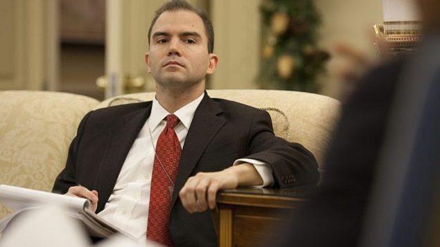 بن رودس، نائب مستشار الأمن القومي للرئيس الأمريكي باراك أوباما.  (Magnolia Pictures)