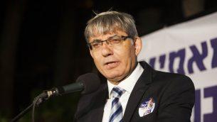نائب رئيس بلدية القدس مئير تورجمان في القدس، 1 سبتمبر 2013 (Yonatan Sindel/Flash90)