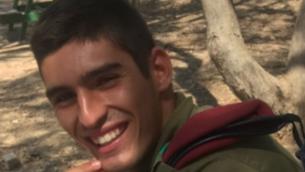 الرقيب شاحار ستروغ. (الجيش الإسرائيلي)