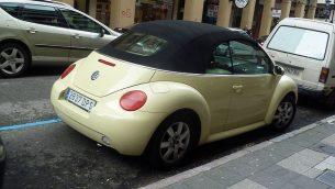 صورة توضيحية لسيارة فولكسفاغن (CC BY-Nacho, Flickr)