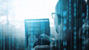 صورة توضيحية لقرصان إنترنت ( supershabashnyi, iStock by Getty Images)