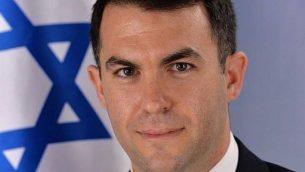 المتحدث باسم رئيس الوزراء بنيامين نتنياهو دافيد كيبز (Facebook)