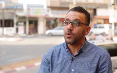 محافظ القدس في السلطة الفلسطينية عدنان غيث. (Screenshot: Youtube)