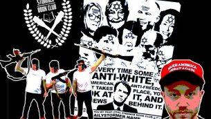تولت نوادي ستورمر للقراءة المسؤولية في نشر منشورات معادية للسامية ظهرت في جميع أنحاء الولايات المتحدة الأسبوع الماضي. (Anti-Defamation League / JTA Collage)