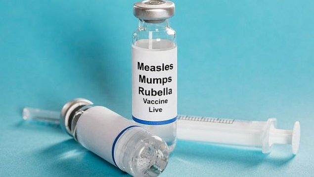 قوارير تطعيم الحصبة. (iStock by Getty Images / AndreyPopov)