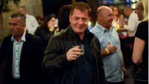 رجل الأعمال الإسرائيلي الجورجي شبتاي ميخائيلي (لقطة شاشة فيسبوك)