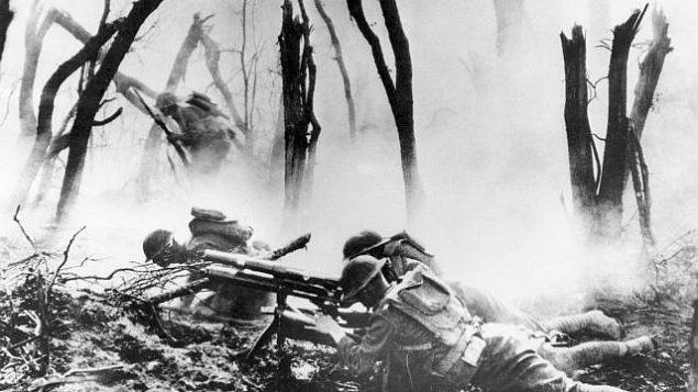 جنود امريكيون في فرنسا خلال الحرب العالمية الاولى، 26 سبتمبر 1918 (AP Photo, File)