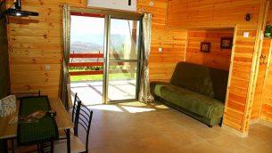 منزل في شمال الضفة الغربية متاح للإيجار على موقع Airbnb.  (Samaria Tourism)
