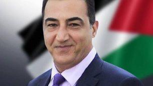 الملياردير الفلسطيني المقيم في الولايات المتحدة، عدنان مجلي.(Courtesy/Facebook)