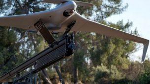 طائرة بدون طيار لأيروناوتكس المحدودة (Courtesy)