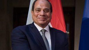 الرئيس المصري عبد الفتاح السيسي في 'مؤتمر ميونخ للأمن ال55' في ميونخ، جنوب ألمانيا، 16 فبراير، 2019.  (Sven Hoppe / DPA / AFP)