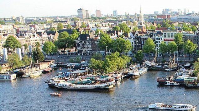 صورة للعاصمة الهولندية أمستردام.  (CC BY-SA Swimmerguy269/Wikipedia)