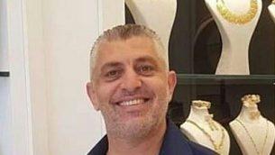 وسام جودت ياسين من مدينة طمرة، الذي قُتل بعد تعرضه لإطلاق النار أمام منزله. (Courtesy)