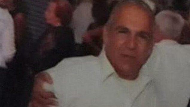 موشيه أغادي (58 عاما)، الذي قُتل جراء سقوط صاروخ تم إطلاقه من قطاع غزة على منزله في مدينة أشكلون جنوبي إسرائيل فجر 5 مايو، 2019. (courtesy)