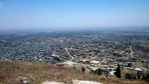 صورة توضيحية: الجيش الإسرائيلي يقصف اهداف عسكرية سورية، 1 يونيو 2019 (Israel Defense Forces)
