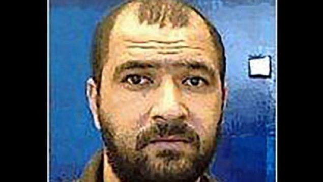ثائر شعفوط، مواطن اردني اتهمته اسرائيل بالتجسس لصالح إيران في 20 يونيو 2019 (Shin Bet)
