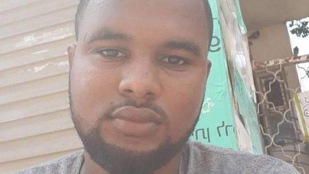 الشاب الإثيوبي الإسرائيلي سولومو تيكاه، الذي قُتل بعد أن أطلق شرطي خارج الخدمة النار عليه  في كريات يام، 30 يونيو، 2019. (Courtesy)