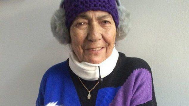 ريفكا جميل (89 عاما) توفيت في 7 يوليو، 2019 جراء إصابات تعرضت لها عند محاولتها الوصول إلى ملجأ في جنوب البلاد في شهر مايو للاحتماء هجمات صاروخية من قطاع غزة. (Courtesy)