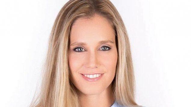 روني ساسوفر، ممرشحة حزب 'يمينا' للكنيست.  (Facebook)
