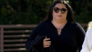 لي إلباز تصل محكمة فدرالية في غرينبيلت، ماريلاند، 16 يوليو 2019 (AP Photo/Jose Luis Magana, File)