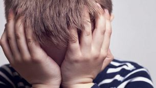 صورة توضيحية لإساءة معاملة الأطفال. (iStock Getty Images)