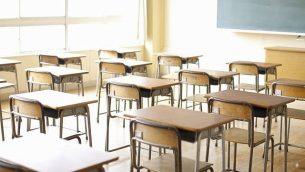 توضيحية: فصل دراسي.  (Image via Shutterstock)