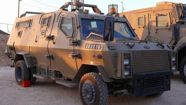 صورة توضيحية: مركبة 'زئيف' المدرعة التابعة للجيش الإسرائيلي (CC-BY SA MathKnight/Wikimedia Commons)