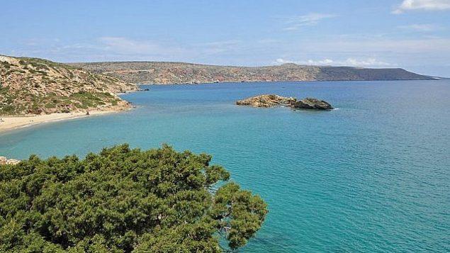 توضيحية: خليج فاي في كريت، اليونان. (CC BY, Wikimedia)