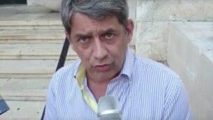نائب رئيسة بلدية حيفا لازار كابلان  (Screncapture/YouTube)