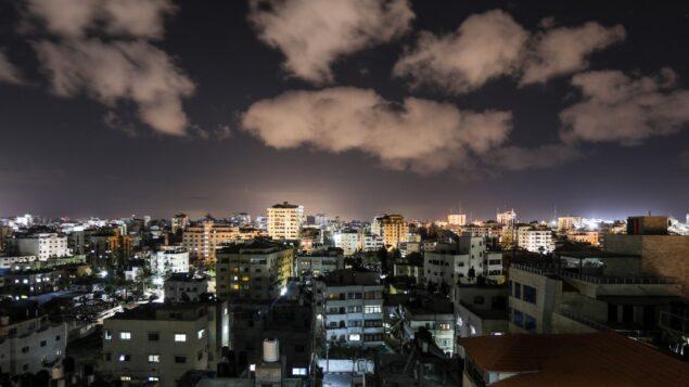 مدينة غزة، 24 فبراير 2020 (MAHMUD HAMS / AFP)