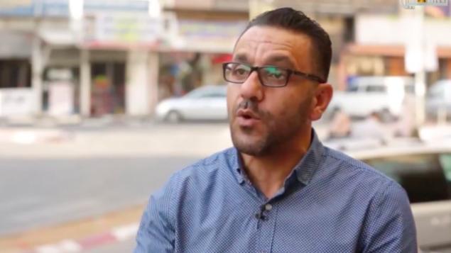 عدنان غيث، محافظ القدس لدى السلطة الفلسطينية (Screenshot: YouTube)