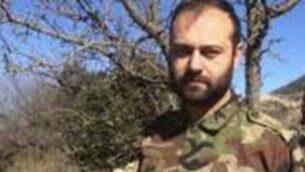 علي محمد يونس، قيادي في حزب الله قُتل على أيدي مهاجمين مجهولين في 5 أبريل، 2020. (Fars News Agency)