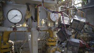 توضيحية: صورة تم التقاطها في 7 يوليو، 2020، تظهر موقع انفجار في وقع في مصنع للأوكسجين في مدينة باقر شهر، جنوب العاصمة طهران.  (Mehdi KHANLARI / FARS NEWS / AFP)