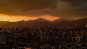 صورة توضيحية: العاصمة الإيرانية طهران (Omid Armin on Unsplash)