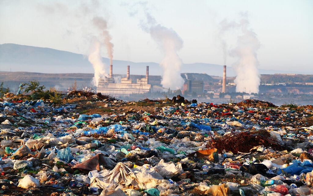 نفايات بشرية (mbaysan by iStock by Getty Images)