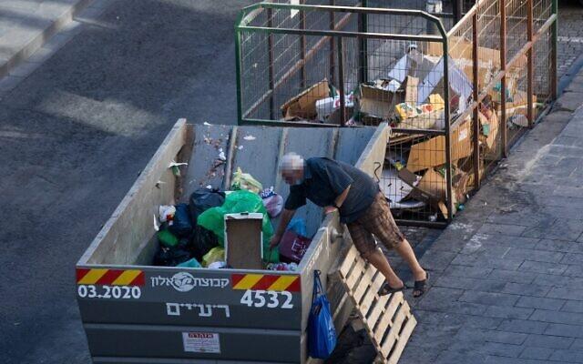 تقرير: نسبة الإسرائيليين الذين يعيشون تحت خط الفقر ارتفعت 50% منذ بداية  جائحة كورونا | تايمز أوف إسرائيل