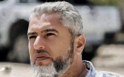 منتصر شلبي المشتبه به في إطلاق النار من مركبة في الضفة الغربية، 1 مايو، 2021. (Courtesy)