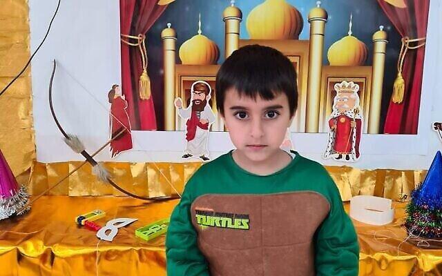 عيدو أفيغال، الذي قُتل في منزله في سديروت بصاروخ أطلق من غزة، 12 مايو، 2021. (Twitter)