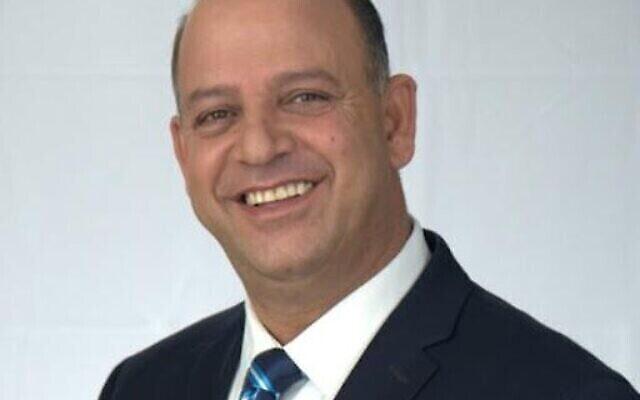 """عضو حزب """"الأمل الجديد"""" ومستشار وزير التربية والتعليم للشؤون العربية ساهر إسماعيل (50 عاما)، الذي قُتل بإطلاق نار في قرية الرامة في 15 أغسطس، 2021. (courtesy)"""