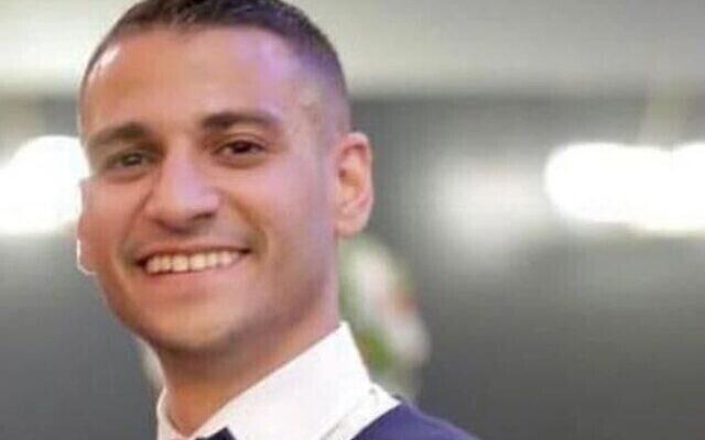 عصام سلطي، قُتل برصاصة طائشة على ما يبدو في 9 أكتوبر، 2021. (Courtesy)