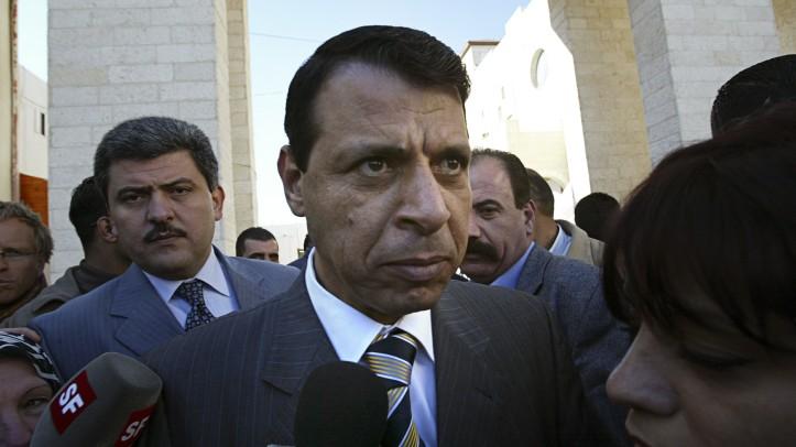 محمد دحلان ٢٠٠٦ (بعدسة ميخال فتال/ فلاش ٩٠)