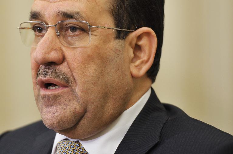 رئيس الوزراء العراقي نوري المالكي (أرشيف ماندل نغان/ أ ف ب)