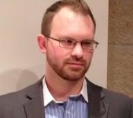 الانجيلي الصهيوني روبرت نيكولسون  (بعدسة الحانان ميلر/ طاقم تايمز أوف اسرائيل)