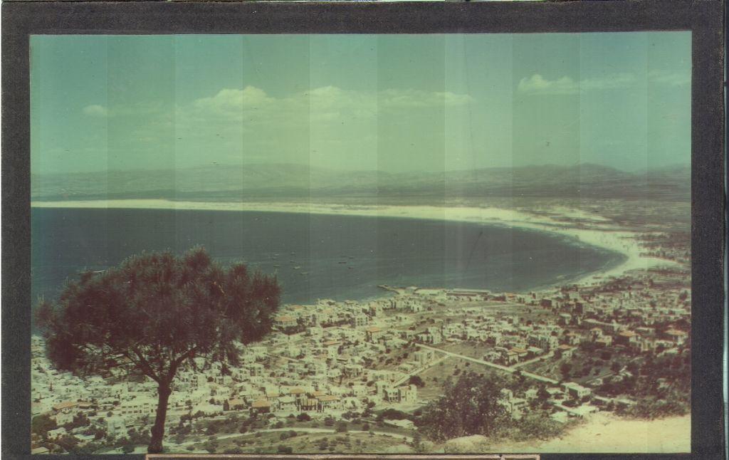 خليج حيفا   ( photo credit: © DEIAHL, Jerusalem)
