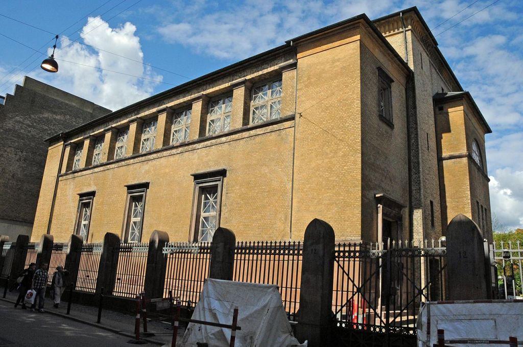 الكنيس الرئيسي في كوبنهاغن (Jerrye & Roy Klotz MD/Wikipedia)