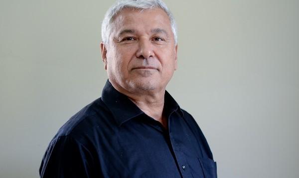 ثابت ابو راس، أحد المدراء التنفيذيين لمبادرات صندوق ابراهيم (courtesy/The Abraham Fund)