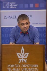 ايتامار راداي من جامعة تل ابيب (courtesy/Itamar Radai)